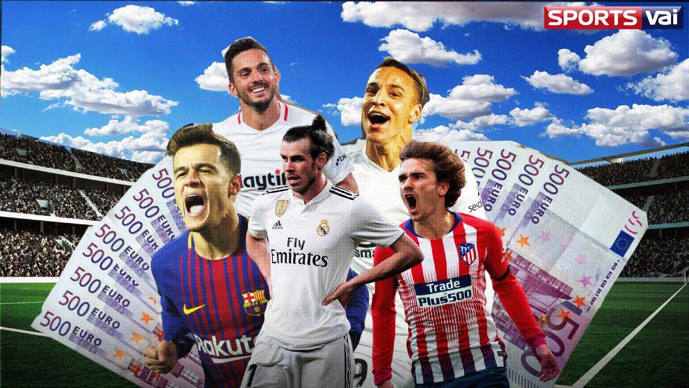La Liga Transfer