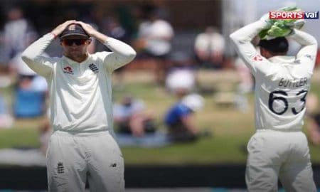England suffers from flu in South Africa