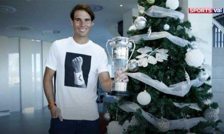 Nadal dreams of winning 20 grand slam