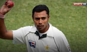 Pakistan is divided into the religious issues of Danish Kaneria
