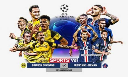 Borussia Dortmund vs Paris Saint-Germain Live Streams