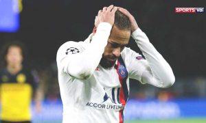 Champions League Neymar