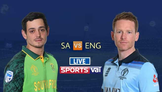 SA vs ENG