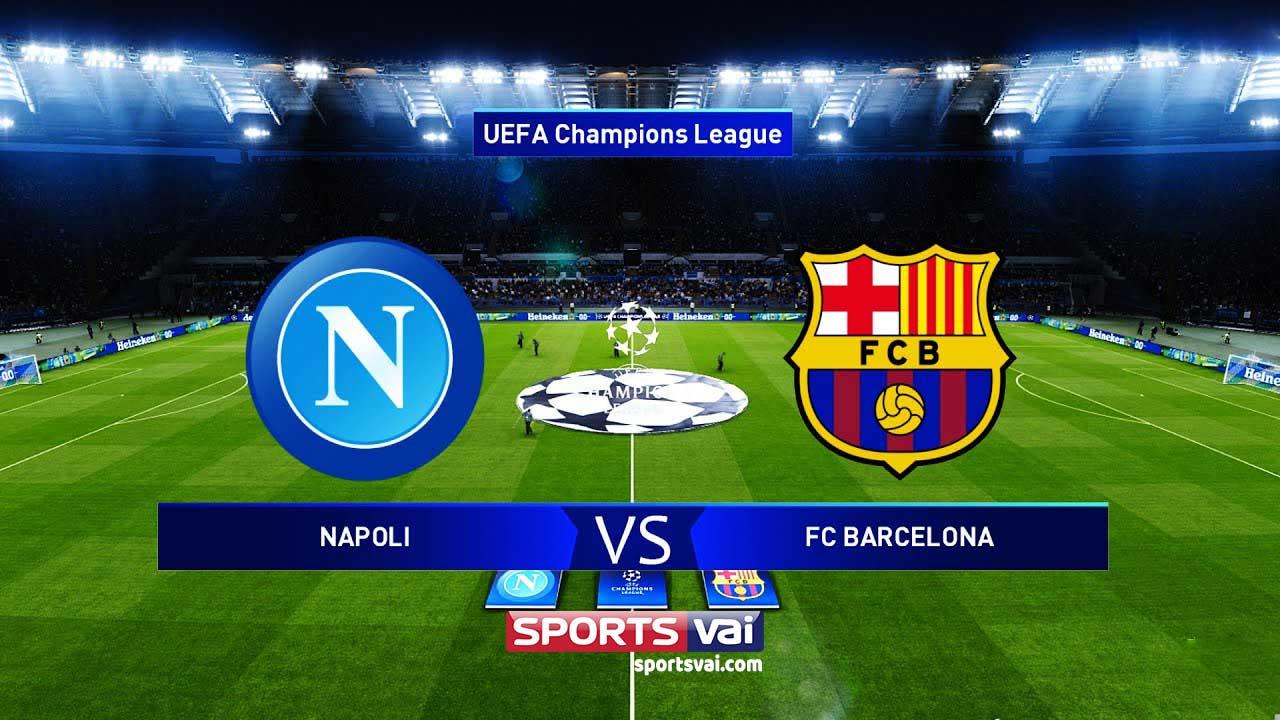 Napoli vs Barcelona Soccer Live Streams
